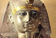 Ancient Egypt / I'm a direct descendant of 5th Century Alexandrian Librarian Arsenius and Ancient Egyptian Royalty. I don't have any proof of this, but who cares, believe me because I believe it! / by Jazzy4 Josephine
