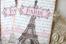 Paris, France / J'taime Paris always! I dreamed of this place before I knew it was THE place. The place of my dreams. Spending a summer in Paris in 2007 was a dream come true and one I will never forget / by Jazzy4 Josephine