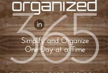 organize / by Nadine R