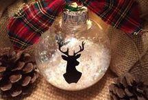 Christmas Decor Ideas / Christmas Decor Ideas indoor Christmas decorations DIY Christmas decorations