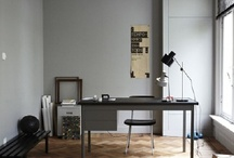 WORK SPACE / by The Lifestyle Editor