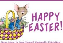 Easter Books For Kids / by Pam Scott