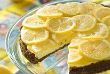 sweet & sour / I love #lemons! #citrus / by MoniqueF