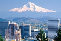 Travel: Portland, OR / Best time to travel is May - September / by Kathy Sullivan