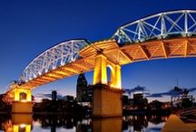 Travel: Nashville, TN / Best time to travel is February - April / by Kathy Sullivan