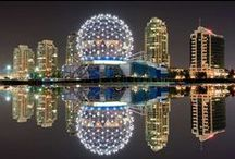 Travel: Canada (Vancouver) / Best time to travel is April - September / by Kathy Sullivan