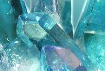 Treasures of the Earth / Gemstones and beautiful minerals dug out of the Earth / by Cynthia Marsh