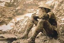 The Great War / Haunting images from the First World War / by Cynthia Marsh