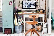 creative spaces / by MoniqueF
