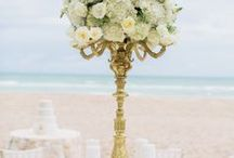 Wedding Elegance on The Beach / Acqualina Resort and Spa offers an Elegance Collection Wedding Package ideal for Destination Weddings, so all you have to worry about is to get the dress and celebrate your memorable day!   For information about events at Acqualina, please contact Kerry Harter at  305-918-6774  kerry.harter@acqualina.com or Teresa Blumberg at 305-918-6827 teresa.blumberg@acqualina.com / by Acqualina Resort & Spa on the Beach
