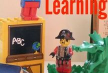 LEGO / Anything LEGO, but mostly learning and fun activities for kids.