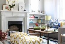 family room / by Julie Keiling