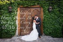 I DO / Final wedding selections (sort of)