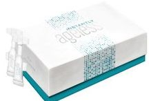 Instantly Ageless / A perfect day starts with perfect skin. Meticulously developed, our formula is lightweight and contains a skin-conditioning complex of minerals that evens skin tone. Instantly Ageless™ immediately dissolves into the skin, reducing the appearance of wrinkles. It's specifically designed to target areas which have lost elasticity—revealing visibly toned, lifted skin. Users have seen dramatic results in seconds.  www.fitfabulousandfierce.ca / by Sandie Martins-Toner