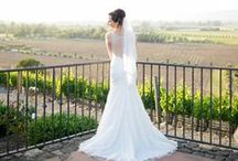 It really happened! / wedding, Sonoma, wine country, photography