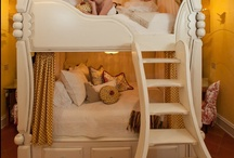BUNKS,BUILT-INS FOR BEDDIE BYE'S