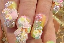 Nail Fashion / by Jen