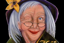 ♡ Aging with Beauty & Grace ♡ / And always keep your sense of humor / by Toynette