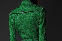 Shades of Green!