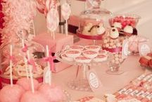 Weddings - Candy stations