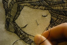 Embroidery Inspiration / by Rosalie Gale