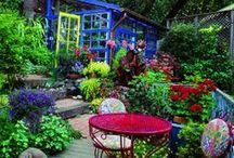 Outdoor Fantasy / by Pat Jimenez