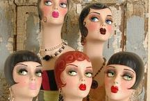 Dress Forms & Mannequins  / Love mannequins and dress forms