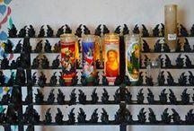 Altars & Shrines / by Pat Jimenez