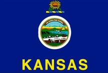 Kansas  / The Sunflower State / by Lacey S