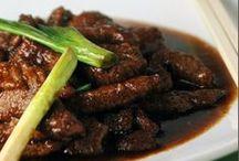 Beef Recipes / by Kera Hill