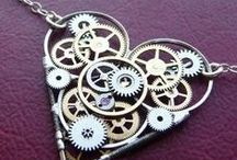 Steampunk  / All things steampunk / by Christine Jellybean
