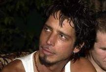 Chris Cornell / All things Chris Cornell my Rock God crush, fantasy husband / by Christine Jellybean
