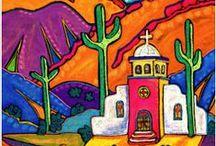 Southwest Art / by Pat Jimenez