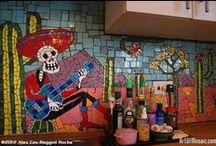 Mosaic Art / by Pat Jimenez