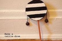 CARDBOARD Crafts! / by Christine Jellybean