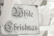 ♡ A White Christmas ♡ / by Toynette