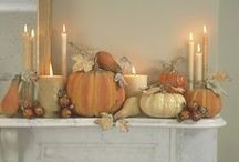 ♡ Autumn ~ Softer Hues ♡ / For the romantic side that might prefer softer hues in decorating for Fall. / by Toynette