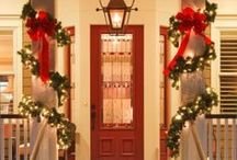 ♡ Christmas on the Outside ♡ / I love outdoor decorations as much as inside the house / by Toynette