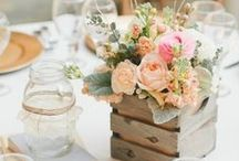 Table Settings and Centerpieces / by Olivia Zade