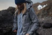 Finisterre Outerwear  / A selection of insulation in use. On trips. In the environment. Finisterre - A Cold Water Surf Company   http://www.finisterreuk.com/  / by FinisterreUK