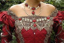 Renaissance dresses / by Jen
