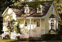 ♡ Happy Yellow Cottage ♡ / by Toynette