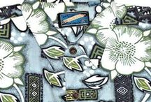 Men Hawaiian Shirts / All different styles of shirts made in Hawaii or elsewhere. Men short sleeves & long sleeves