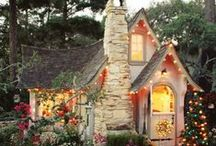 """♡ Enchanted Cottage ♡ / Just a silly grownup playing """"make believe"""" ♡ / by Toynette"""