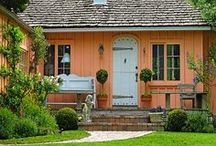 ♡ Fuzzy Peach Cottage ♡ / Things with lovely peach shades / by Toynette