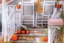 ♡ Autumn at the Cottage ♡ / by Toynette