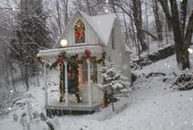♡ Christmas at the Cottage ♡ / by Toynette