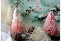 ♡ Soft Vintage Christmas ♡ / by Toynette
