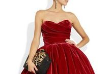 """♡ Dressed in Holiday Style ♡ / """"Fantasy"""" clothes I find beautiful for the holidays / by Toynette"""