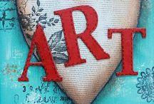Art Journal / by Ariadna Hernandez